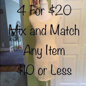 Other - 75% of my Closet is $10 or less!!!